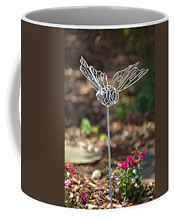 Iron Butterfly Coffee Mug