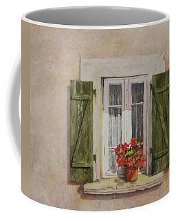 Irvillac Window Coffee Mug