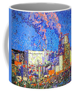 Irving Pulp Mill II Coffee Mug
