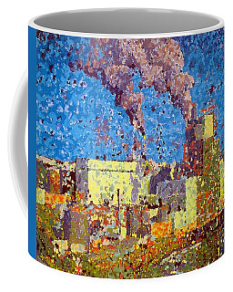 Irving Pulp Mill Coffee Mug