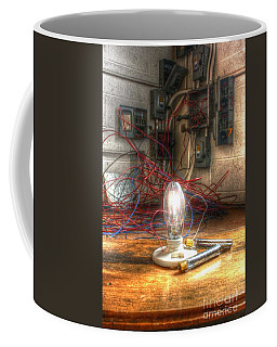 Is This Right Mr. Edison? Coffee Mug