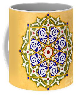 Islamic Art 09 Coffee Mug by Antony McAulay