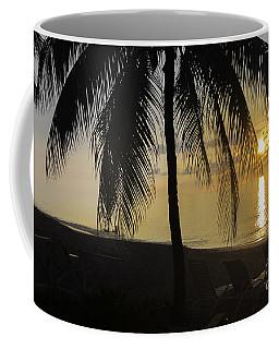 Island Gold Coffee Mug