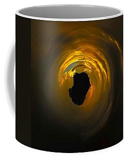 Island In The Sky Coffee Mug by Gary Holmes