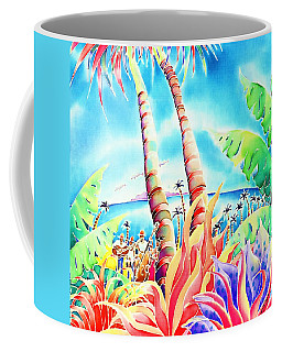 Island Of Music Coffee Mug