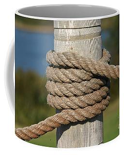 Island Ropework Coffee Mug