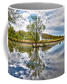Island Tree Coffee Mug
