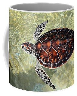 Island Turtle Coffee Mug