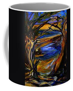 Island Waters St. Kitts Coffee Mug