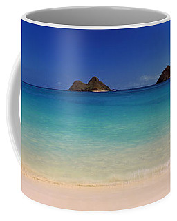 Islands In The Pacific Ocean, Lanikai Coffee Mug