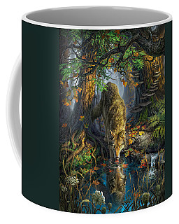 Isle Royale Fall Coffee Mug