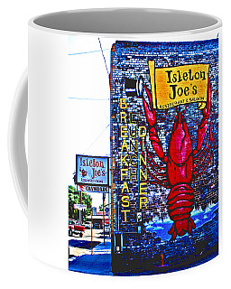 Isleton Joe's Saloon Coffee Mug