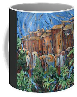 Isola Di Piante Large Italy Coffee Mug