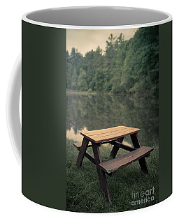 It Came From The Lake Coffee Mug