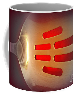 It Glows Coffee Mug by Clare Bevan