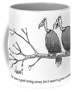 It Was A Good Rotting Carcass Coffee Mug