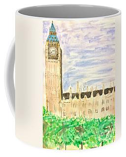 It Went By In A Blur Coffee Mug