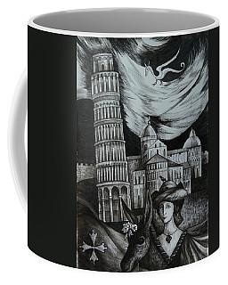 Italian Fantasies. Pisa Coffee Mug