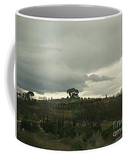 Italian Hillside Coffee Mug by Robin Maria Pedrero