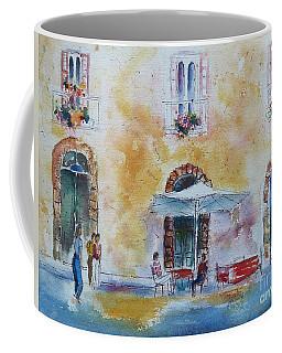 Italian Piazza Coffee Mug