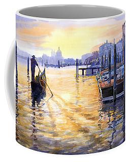 Italy Venice Dawning Coffee Mug