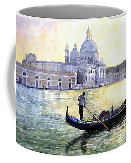 Italy Venice Morning Coffee Mug