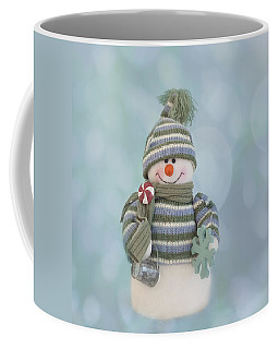 Coffee Mug featuring the photograph It's A Holly Jolly Christmas by Kim Hojnacki
