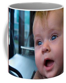 Coffee Mug featuring the photograph It's A Wonderful World by Lingfai Leung