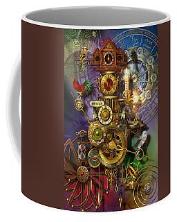 Its About Time Coffee Mug