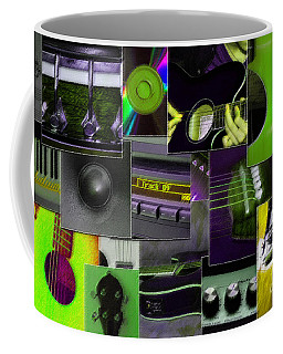 It's All About Music Coffee Mug