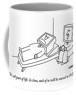 It's All Part Of Life.  In Time Coffee Mug