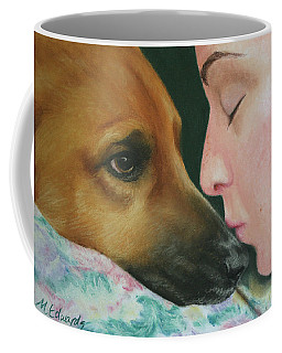 It's Alright Coffee Mug by Marna Edwards Flavell