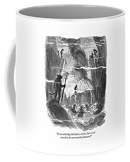 It's An Amazing Coincidence Coffee Mug
