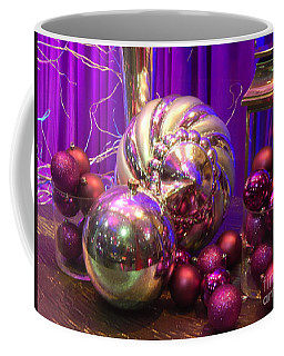 Coffee Mug featuring the photograph Christmas Still Life In New Orleans by Michael Hoard