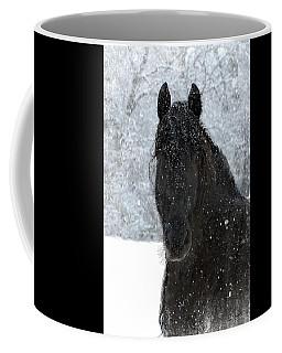 It's Friesian Out Here Coffee Mug