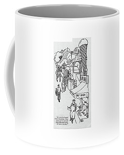 It's From The Federal Trade Commission. They Say Coffee Mug