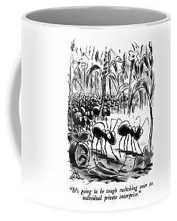 It's Going To Be Tough Switching Coffee Mug