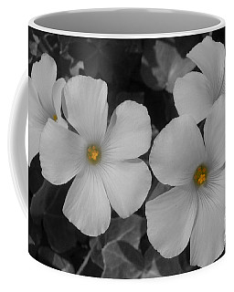 Its Not All Black And White Coffee Mug by Janice Westerberg