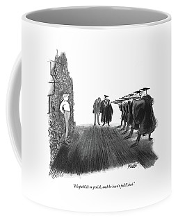 It's Publish Or Perish Coffee Mug
