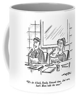 It's Six O'clock Coffee Mug