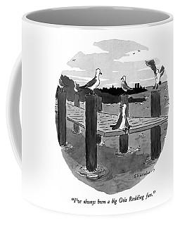 I've Always Been A Big Otis Redding Fan Coffee Mug