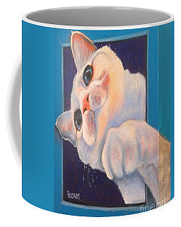 Ive Been Framed Side View Coffee Mug