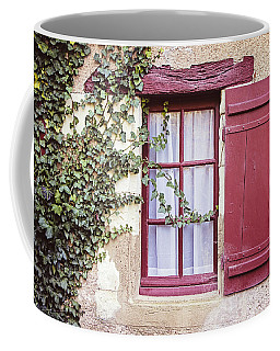 Ivy And Wine Coffee Mug