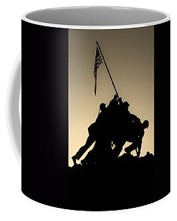 Iwo Coffee Mug by Robert Geary