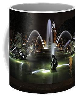J C Nichols Fountain Coffee Mug