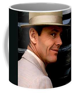 Jack Nicholson @ China Town Coffee Mug