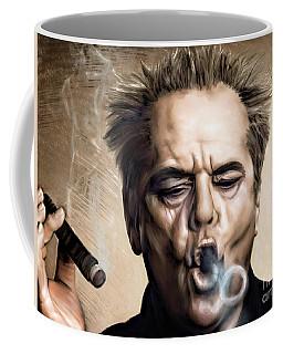 Jack Nicholson Coffee Mug