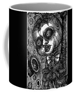 Jack O Lantern Coffee Mug by Akiko Okabe