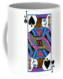 Jack Of Spades - V3 Coffee Mug