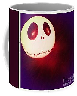 Jack Skellington Glowing Coffee Mug